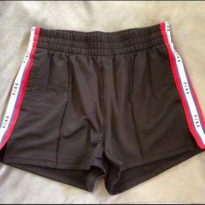 Victoria's Secret PINK track shorts, Sz Sm, BNWOT